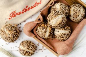 Brotbacken mit Kindern 5-13 Jahre